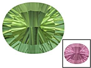 Zandrite Color Change 12x10mm Oval Quantum Cut