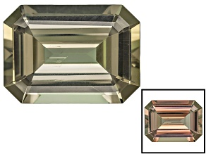 Diaspore Emerald Cut 8.50ct