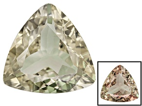 Diaspore Trillion 4.35ct