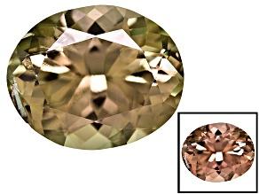 Diaspore Color Change Oval 2.00ct
