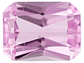 Kunzite Rectangular Octagonal Radiant Cut 1.75ct