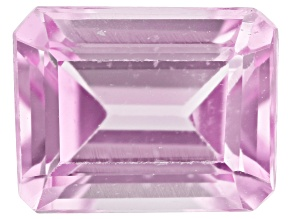 Kunzite 8x6.3mm Emerald Cut 1.93ct