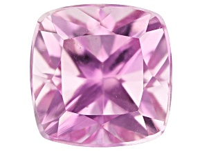 Kunzite 7mm Square Cushion Radiant Cut 1.63ct