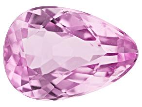 Kunzite Pear Shape 2.50ct