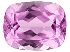 Kunzite 9x7mm Rectangular Cushion  2.72ct