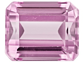 Kunzite Emerald Cut 3.25ct