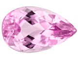 Kunzite Pear Shape 4.24ct