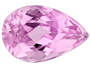 Kunzite Pear Shape 1.91ct