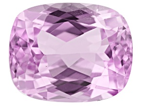 Kunzite 11x9mm Rectangular Cushion 4.95ct