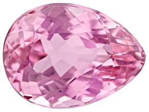 Kunzite 12x9mm Pear Shape 5.25ct
