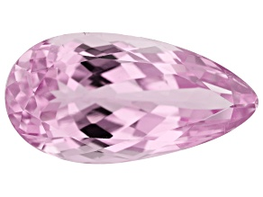 Kunzite 21x11mm Pear Shape 13.98ct