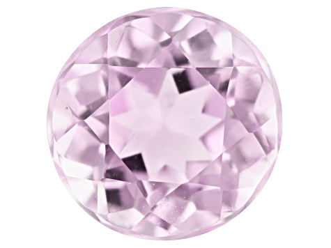 Kunzite 7mm Round 1.52ct