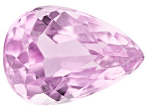 Kunzite 8.5x6mm Pear Shape 1.61ct