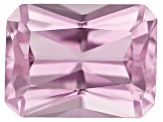 Kunzite 1.80ct 8x6mm Rect Octagon Trtd Mined: Afghanistan / Cut: india