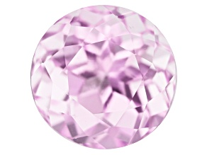 Kunzite 7mm Round 1.97ct