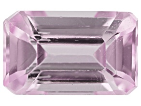 Kunzite 2.20ct 10x6mm Rect Octagon Trtd Mined: Afghanistan / Cut: india