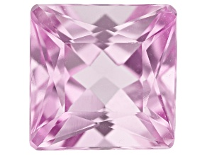 Kunzite 8mm Square Octagonal Radiant Cut 2.69ct