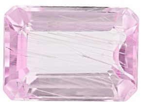 Kunzite 10x7mm Emerald Cut 2.63ct