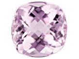 Kunzite 4.67ct 10x9.7mm Rectangular Cushion Trtd Mined: Afghanistan / Cut: india