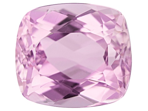 Kunzite 4.50ct 10x9mm Rec Cushion Trtd Mined: Afghanistan / Cut: india