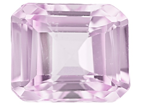 Kunzite 4.84ct 11x9mm Rec Octagon Trtd Mined: Afghanistan / Cut: india