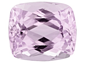 Kunzite 10x9mm Rectangular Cushion 4.52ct