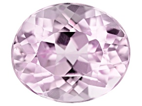 Kunzite 7.23ct 13x11mm Oval Trtd Mined: Afghanistan / Cut: india