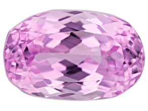 Kunzite 8.52ct 13.5x8.5mm Oval Trtd Mined: Afghanistan / Cut: india