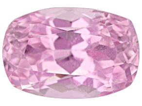 Kunzite 8.68ct 14.0x9.5mm Rec Cushion Trtd Mined: Afghanistan / Cut: india