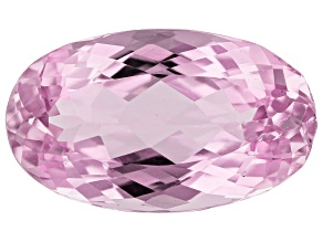 Kunzite 10.07ct 18.0x10.5mm Oval Trtd Mined: Afghanistan / Cut: india