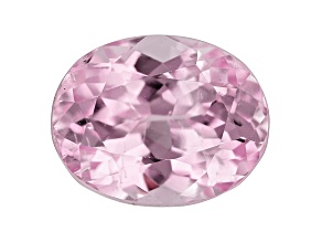 Kunzite 11.60ct 14.5x11.5mm Oval Trtd Mined: Afghanistan / Cut: india