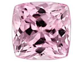 Kunzite 12.5x12mm Rectangular Cushion 12.08ct