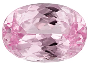 Kunzite 15.79ct 18x12.7mm Oval Trtd Mined: Afghanistan/Cut: india