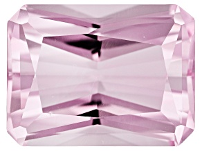 Kunzite 27.42ct 20x15mm Rec Oct Trtd Mined: Afghanistan/Cut: india