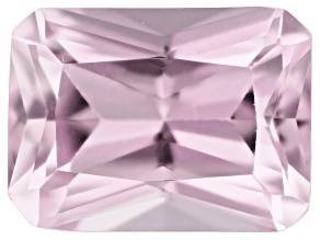Kunzite 8x6mm Rectangular Octagonal Radiant Cut 1.83ct