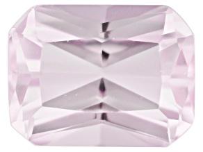 Kunzite 8x6mm Rectangular Octagonal Radiant Cut 1.80ct