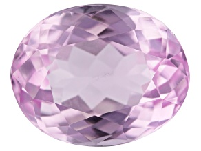 Kunzite 10x8mm Oval 3.34ct