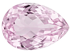 Kunzite 11x8mm Pear Shape 3.76ct