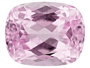 Kunzite 3.87ct 10x8mm Rec Cush Trtd Mined: Afghanistan/Cut: india