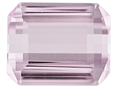 Kunzite 10x8mm Emerald Cut 4.27ct