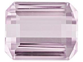 Kunzite 10x8mm Emerald Cut 4.27ct