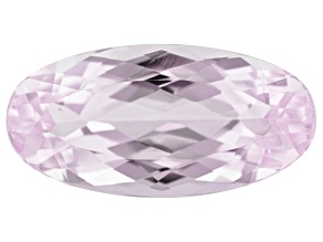 Kunzite 5.51ct 16.5x8mm Oval Trtd Mined: Afghanistan/Cut: india