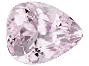 Kunzite 5.81ct 12.5x10.3mm Pear Trtd Mined: Afghanistan/Cut: india