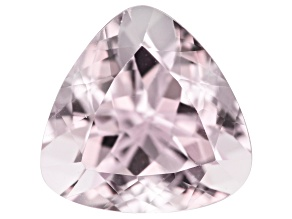 Kunzite 5.82ct 11mm Triangle Trtd Mined: Afghanistan/Cut: india