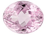 Kunzite 5.85ct 12x10mm Oval Trtd Mined: Afghanistan/Cut: india