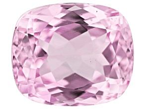 Kunzite 6.85ct 12x10mm Rec Cush Trtd Mined: Afghanistan/Cut: india