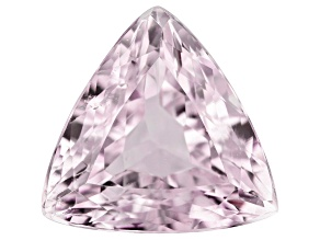 Kunzite 7.84ct 13mm Triangle Trtd Mined: Afghanistan/Cut: india