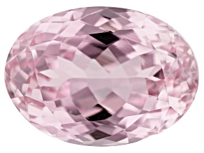 Kunzite 7.39ct 14x10mm Oval Trtd Mined: Afghanistan/Cut: india