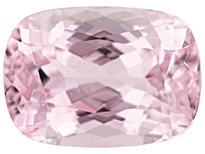 Kunzite 9.05ct 14.3x10mm Rec Cush Trtd Mined: Afghanistan/Cut: india