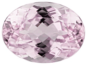 Kunzite 10.48ct 16x12mm Oval Trtd Mined: Afghanistan/Cut: india